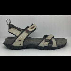 Teva Verra Sports Sandals - Women's Size 9 Gray